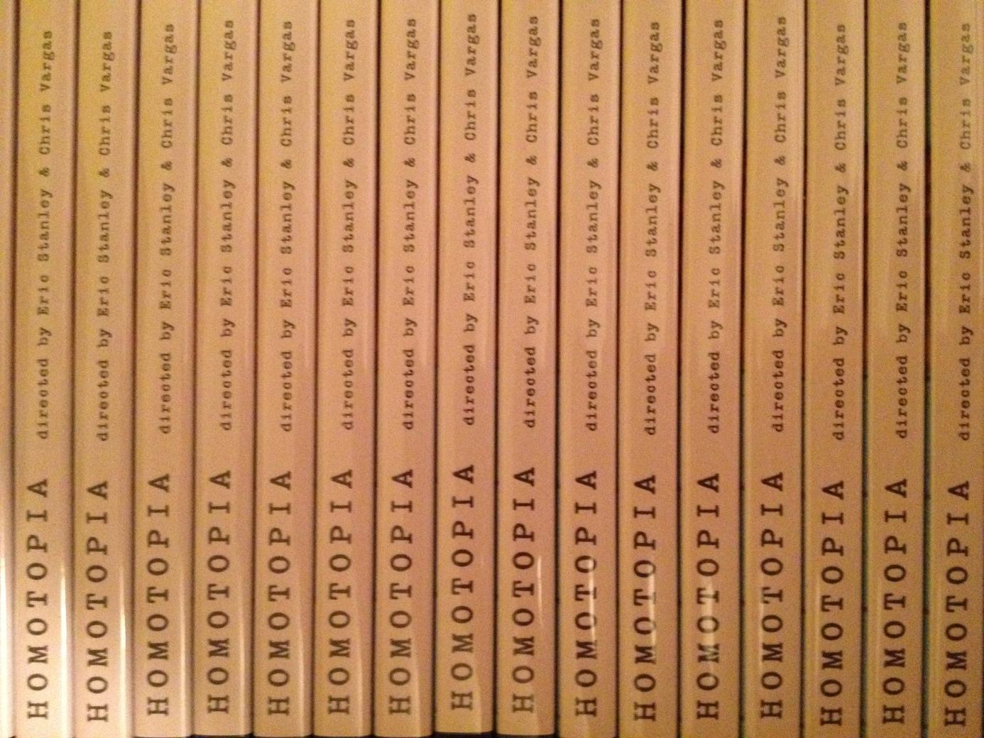 homotopia dvd spine